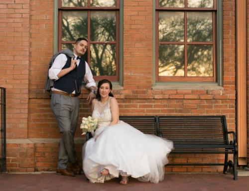 Easy Wedding Couple Poses